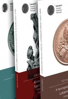A Sziluett sorozat három kötete csomagban a visszafoglaló háborúk nagy alakjairól